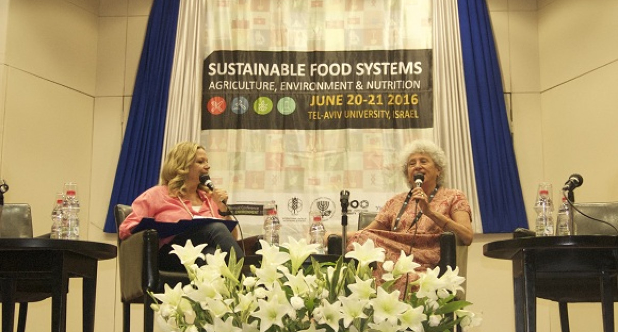 Sustainable Food Systems Conference, June 2016   Manna