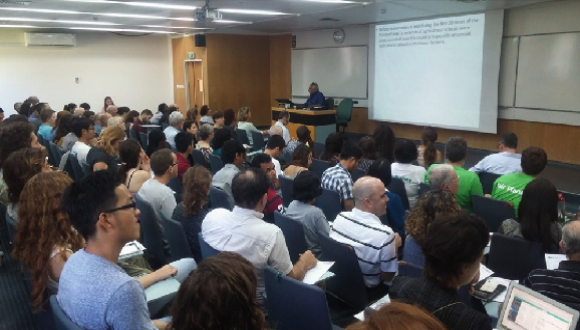 3rd Annual Workshop on Israel, Sustainable Agriculture and