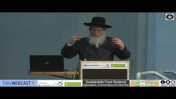 Welcome remarks by Yaakov Litzman, Minister of Health